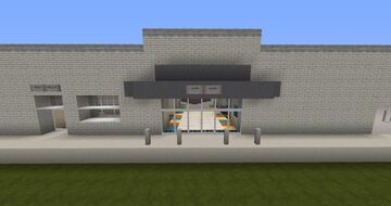 Center Square Mall Minecraft Map & Project