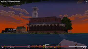 Old Church by the Water - Heilandskirche Minecraft Map & Project