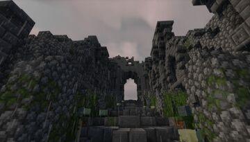 [firelink shrine] Minecraft Map & Project