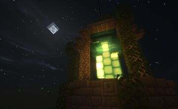 « Fantasy Abandoned Lighthouse » - « [DOWNLOAD] » Minecraft Map & Project