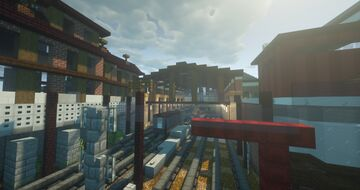 Hazardous Environments (HL/P Map) Minecraft Map & Project
