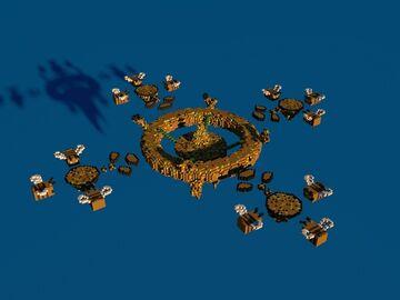 Mapa de SkyWars Abejas Minecraft Map & Project