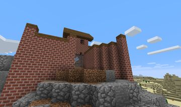 Fort Bashir Minecraft Map & Project