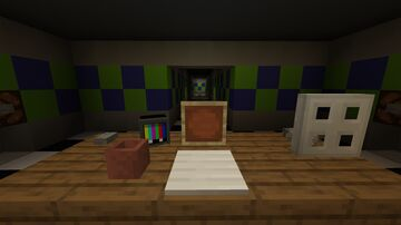 FNaF 2 Minecraft Map & Project