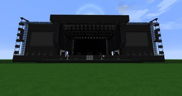 FESTIVAL STAGE Minecraft Map & Project