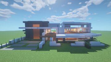 Modern Mansion V (1.16+) Minecraft Map & Project