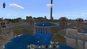 Fort Superior Minecraft Map & Project