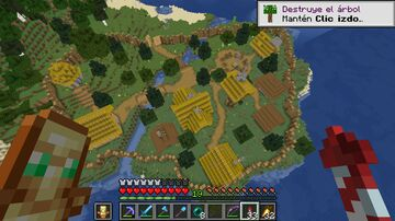Asterix and Obelix village | Villa de Asterix y Obelix. Minecraft Map & Project