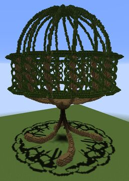 Elder Tree Minecraft Map & Project