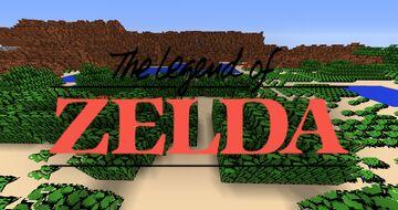 Projet Zelda NES 1.12.2 Minecraft Map & Project