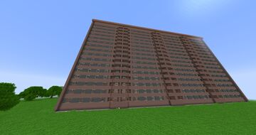 Typical residential building series II-60/Типовой жилой дом серии II-60 Minecraft Map & Project