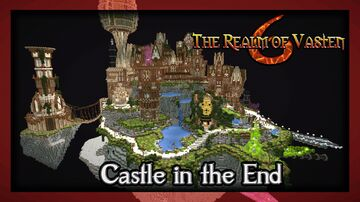 Epic Castle in the End! Minecraft Map & Project