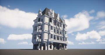 New York, Gertrude Rhinelander Waldo House Minecraft Map & Project