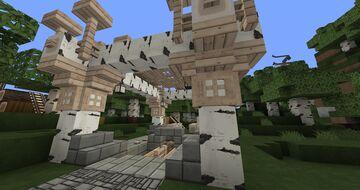 Lumber Mill - OC Minecraft Map & Project