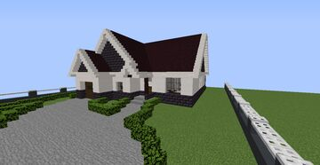 Small House/Home Craftsman! Minecraft Map & Project