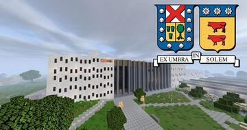 UTFSM - Campus San Joaquín, Chile Minecraft Map & Project