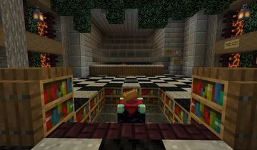 Decorated Spider Farm Minecraft Map & Project