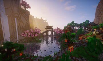 Heiwu Minecraft Map & Project
