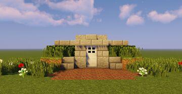 Jurassic Park Emergency Bunker Minecraft Map & Project