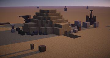Tatooine homestead | Minecraft 1.12.2 Minecraft Map & Project