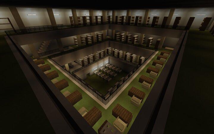 SOAS Library Interior