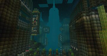 The Futurs is Rapture Minecraft Map & Project