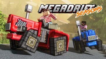 Megadrift: Seasons Minecraft Map & Project