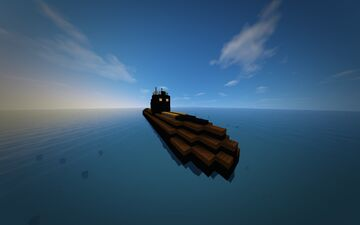 Uboot Minecraft Map & Project