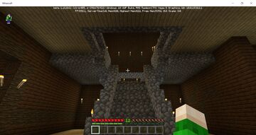 spooky house Minecraft Map & Project