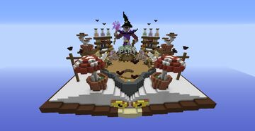 Mistery lobby Minecraft Map & Project