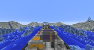 Frozen cargo - TIMV map Minecraft Map & Project
