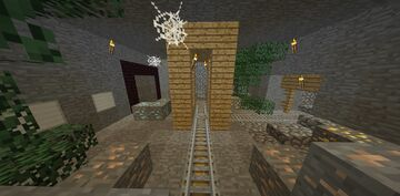 The Mystery of Herobrine Chapter V (Teaser #1) Minecraft Map & Project
