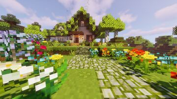 Kiki's Delivery Service - Kiki's Home Minecraft Map & Project