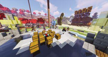 Map Minecraft Spawn Kit PvP - Lobby for Server | StarDix Minecraft Map & Project