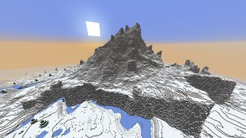 The Crowned Mountain Minecraft Map & Project