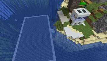 underwater base 2 Minecraft Map & Project