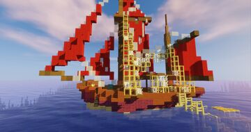 Ye' Olde Smack Trawler Minecraft Map & Project