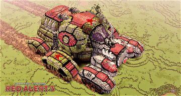 Soviet MCV | C&C Red Alert 3 [1.12] Minecraft Map & Project