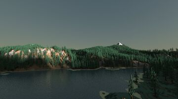 The emerald forest Minecraft Map & Project