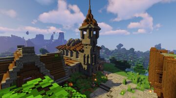 Stone Town [1.16.3] [EN/PL] Update #4.4 - first ALPHA download available! Minecraft Map & Project