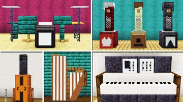 10 Instrument Designs you can do in Minecraft! Minecraft Map & Project