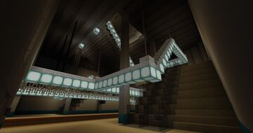 New Metro Sation Minecraft Map & Project