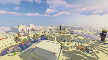 Ancient Egyptian Civilization (Old Kingdom) Minecraft Map & Project