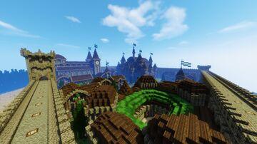Fargard - World of Kingdoms - Moria Minecraft Map & Project