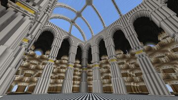 infinity library Minecraft Map & Project