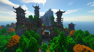 Tsuki Minecraft Map & Project