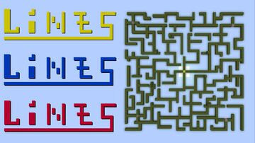 Lines Minecraft Map & Project