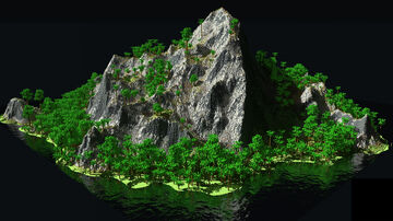 After Lockdown - World Painter Minecraft Map & Project