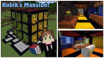 Rubik's Mansion Minecraft Map & Project