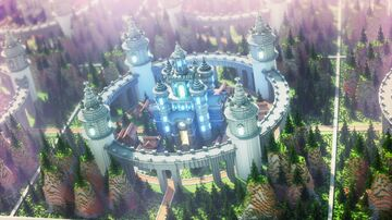 The Angel Empire Minecraft Map & Project